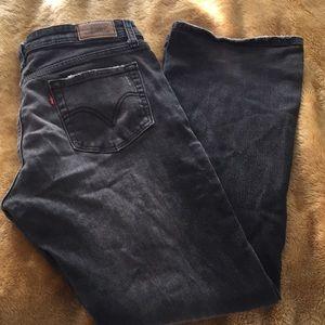▪️Levi 518 Boot Cut Jeans